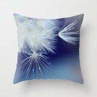 Fairy Dreams Throw Pillow