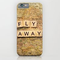 Fly Away-2 iPhone 6 Slim Case