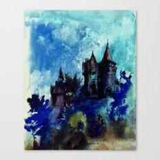 Chateau Canvas Print