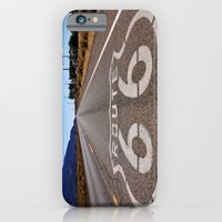 iPhone & iPod Case featuring Historic Route 66 by kreatox
