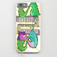 iPhone & iPod Case featuring Beyond Gone by sens