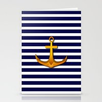 Marine Stationery Cards