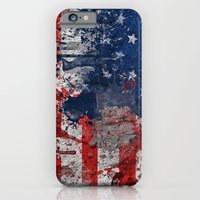 map USA  iPhone 6 Slim Case