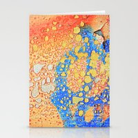 Weathered and peeling Stationery Cards