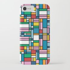 Map Outline iPhone 7 Slim Case