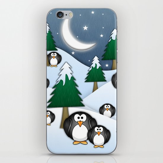 BRRRRRR! It's Chilly iPhone & iPod Skin