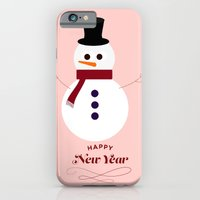 Snowman 2016 iPhone 6 Slim Case