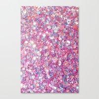 Twinkle Pink Canvas Print