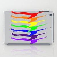 Fly Into The Rainbow iPad Case