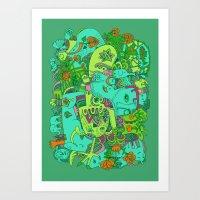 ______________ Art Print