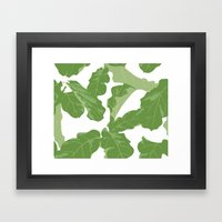 Tropicali Afternoon Framed Art Print