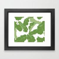Tropicali Afternoon Framed Art Print