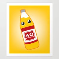 ViceTales: Forty Art Print