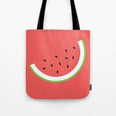 #11 Watermelon Tote Bag
