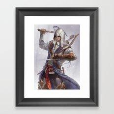 AC III Framed Art Print