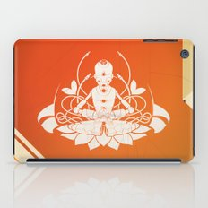 Opening the higher state of consciousness iPad Case