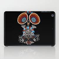 Mexican Owl iPad Case