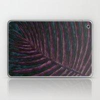 Violet Palm Laptop & iPad Skin