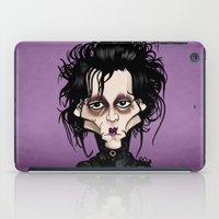 Edward iPad Case
