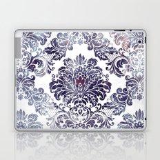 Blueberry Damask Laptop & iPad Skin