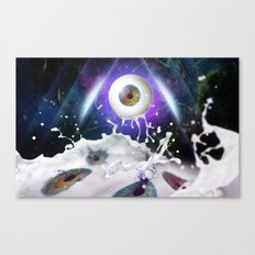 They are watching us! Canvas Print