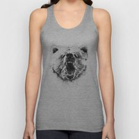 Grizzly Unisex Tank Top