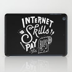 Pay the Bills iPad Case