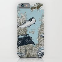 iPhone & iPod Case featuring The Streets of Atlantis by Alvaro Arteaga