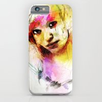 iPhone & iPod Case featuring Untitled 5 by Andre Villanueva