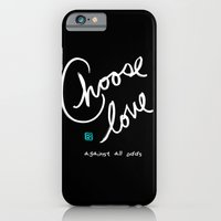 iPhone & iPod Case featuring Against All Odds by Lisa Barbero