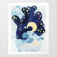 Nightmaker Art Print
