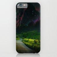 iPhone & iPod Case featuring Mountain by Juliana Rojas   Puchu