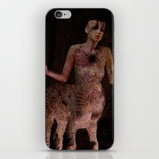 broken hearted dreamer iPhone & iPod Skin