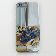 some kind of time dimension iPhone 6 Slim Case