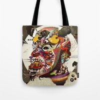 Mr. Nice Tote Bag