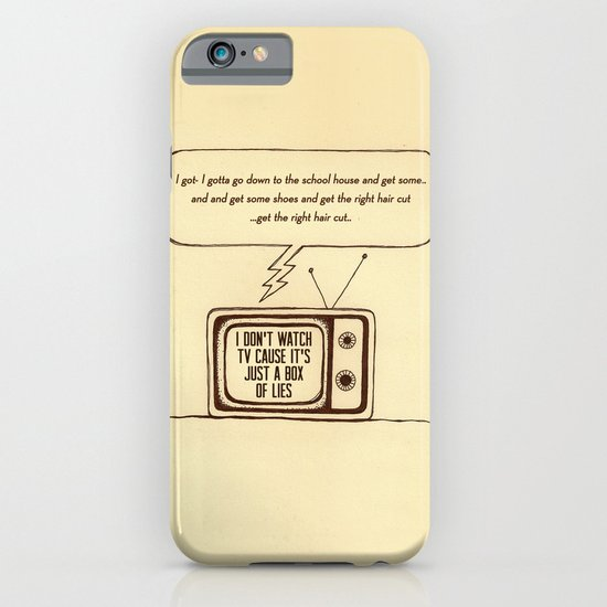 indy kidz iPhone & iPod Case