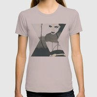 Winter Womens Fitted Tee Cinder SMALL