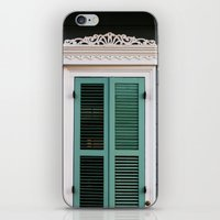 Creole Cottage iPhone & iPod Skin