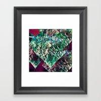 Natures Heartbeat Framed Art Print