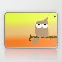 owl on a tree Laptop & iPad Skin