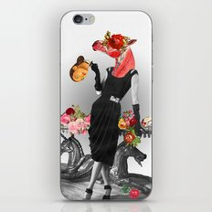 Shade that Suit iPhone & iPod Skin
