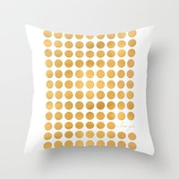 The Circle Of Love Throw Pillow