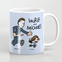 Laurie And Michael Mug