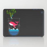 Nature Whale iPad Case