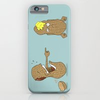 iPhone & iPod Case featuring Crack Up by niko_O