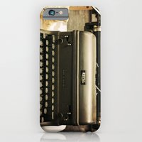 You never write... iPhone 6 Slim Case