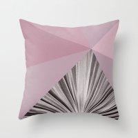Geometric Nature ~ No 1 Throw Pillow