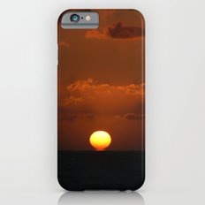 Sunset On The Beach iPhone 6 Slim Case