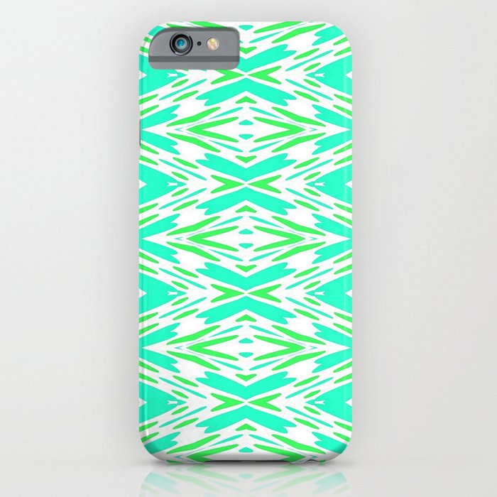 aqua and green iphone amp ipod case by lisa argyropoulos