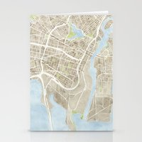 Oakland California Water… Stationery Cards